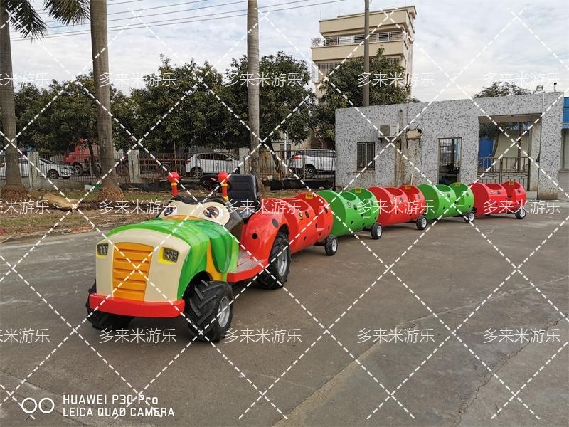 拖拉机火车
